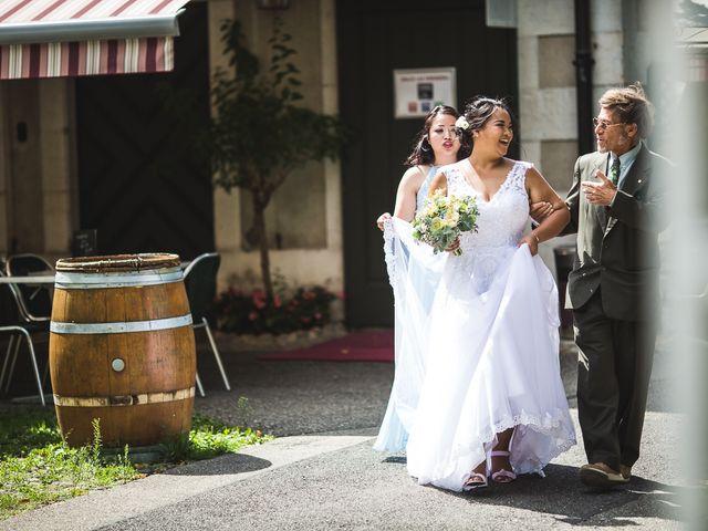Le mariage de Malcolm et Tia à Genève, Genève 10