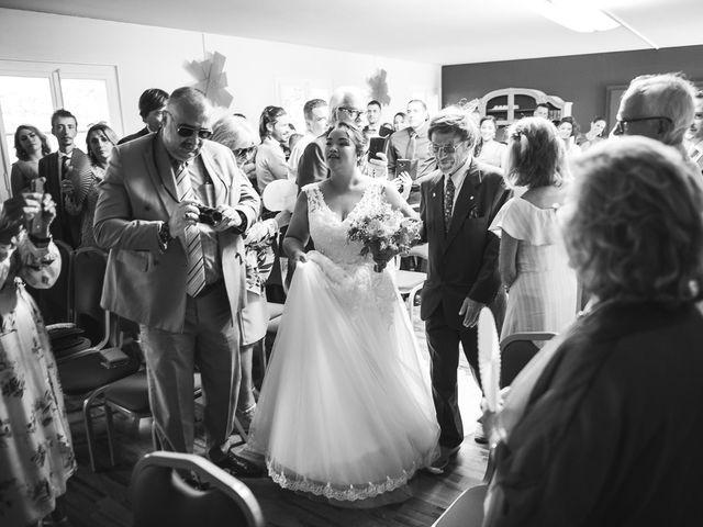 Le mariage de Malcolm et Tia à Genève, Genève 11