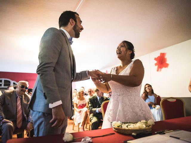 Le mariage de Malcolm et Tia à Genève, Genève 15