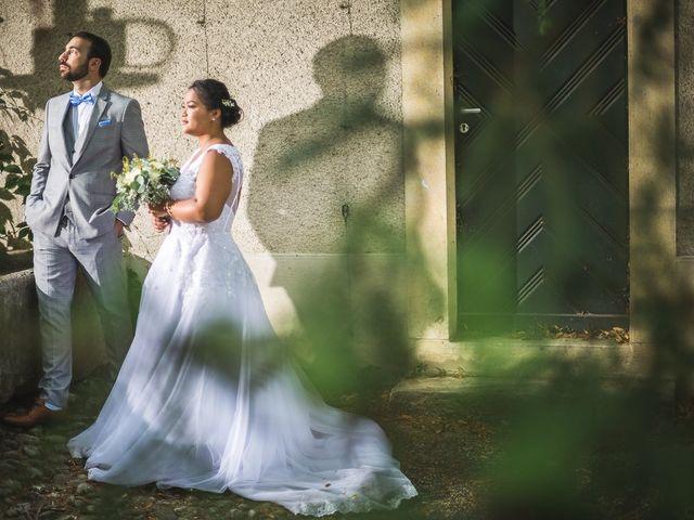 Le mariage de Malcolm et Tia à Genève, Genève 24