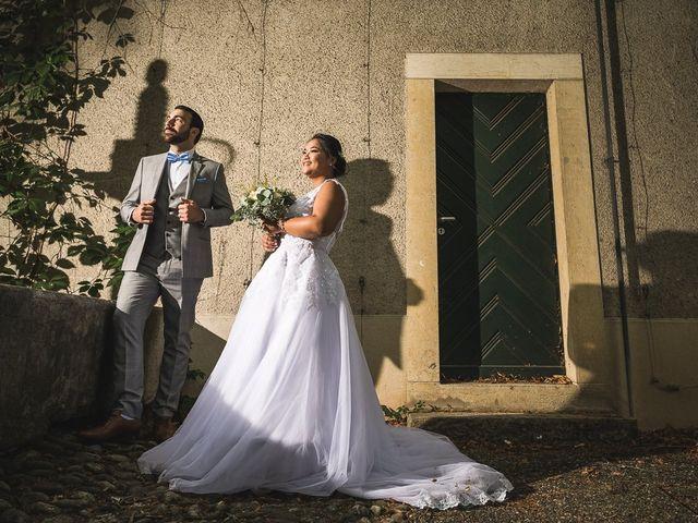 Le mariage de Malcolm et Tia à Genève, Genève 1