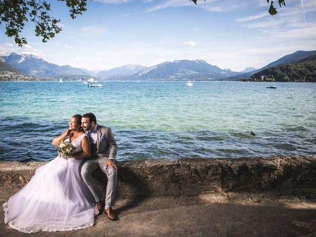 Le mariage de Malcolm et Tia à Genève, Genève 2