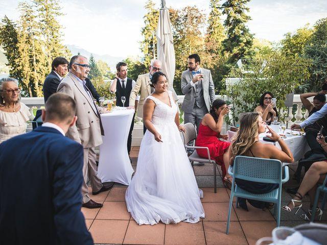 Le mariage de Malcolm et Tia à Genève, Genève 41