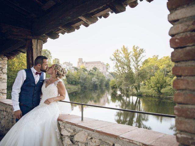 Le mariage de Guilhem et Gaëlle à Paulhac, Haute-Garonne 76