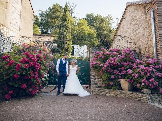 Le mariage de Guilhem et Gaëlle à Paulhac, Haute-Garonne 79