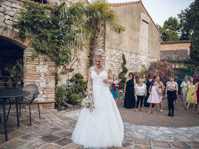 Le mariage de Guilhem et Gaëlle à Paulhac, Haute-Garonne 80