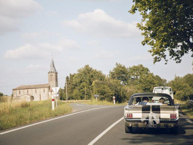 Le mariage de Guilhem et Gaëlle à Paulhac, Haute-Garonne 69