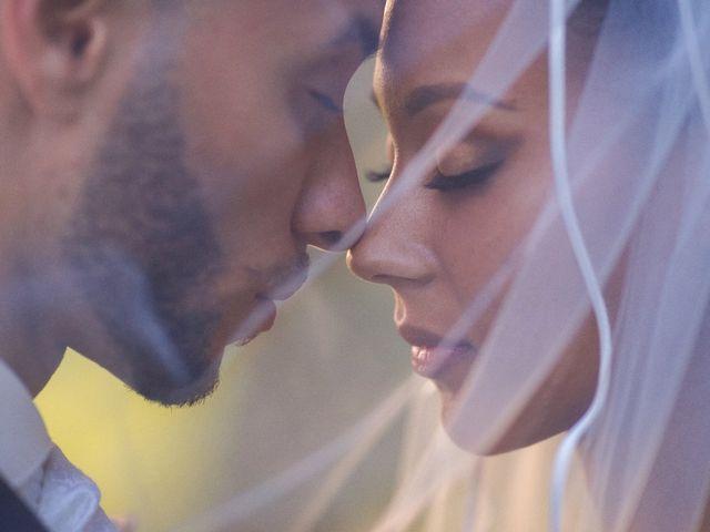 Le mariage de Mélanie et Edwin