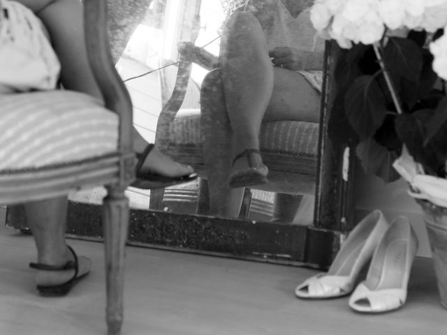 Le mariage de Christophe et Cécile à Salbris, Loir-et-Cher 9
