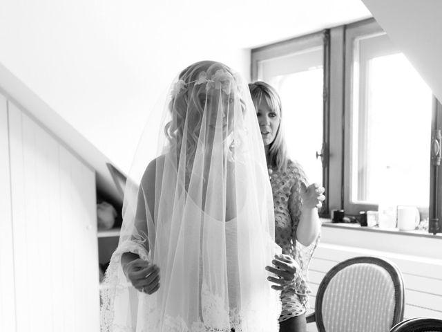 Le mariage de Christophe et Cécile à Salbris, Loir-et-Cher 15