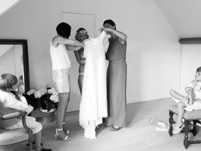 Le mariage de Christophe et Cécile à Salbris, Loir-et-Cher 20
