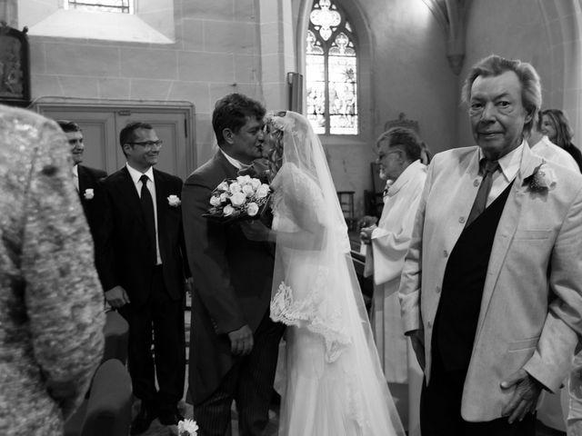Le mariage de Christophe et Cécile à Salbris, Loir-et-Cher 38
