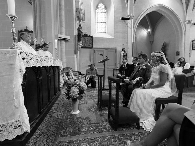 Le mariage de Christophe et Cécile à Salbris, Loir-et-Cher 41