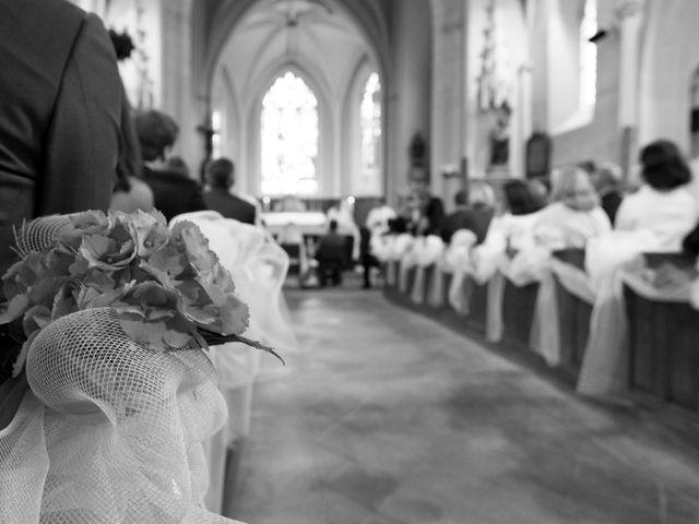 Le mariage de Christophe et Cécile à Salbris, Loir-et-Cher 45