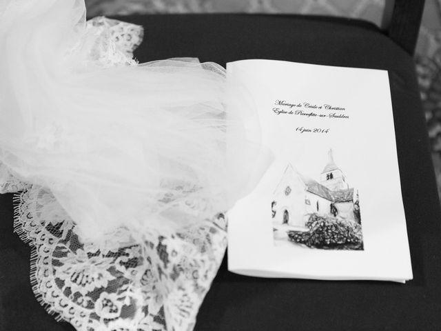 Le mariage de Christophe et Cécile à Salbris, Loir-et-Cher 56