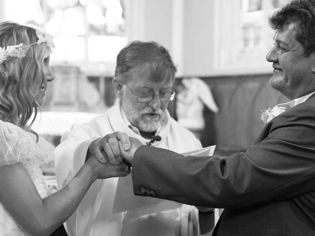 Le mariage de Christophe et Cécile à Salbris, Loir-et-Cher 60