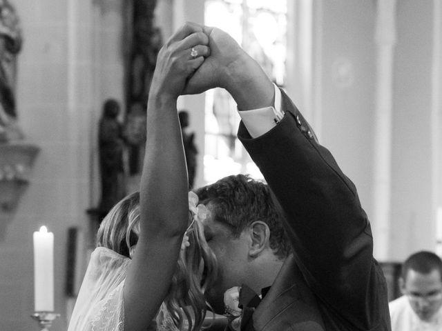 Le mariage de Christophe et Cécile à Salbris, Loir-et-Cher 63
