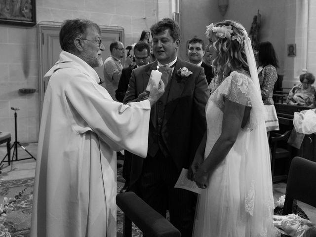 Le mariage de Christophe et Cécile à Salbris, Loir-et-Cher 71