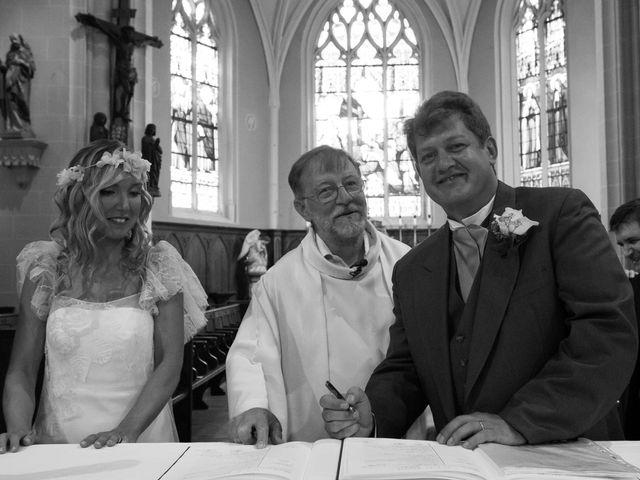 Le mariage de Christophe et Cécile à Salbris, Loir-et-Cher 74