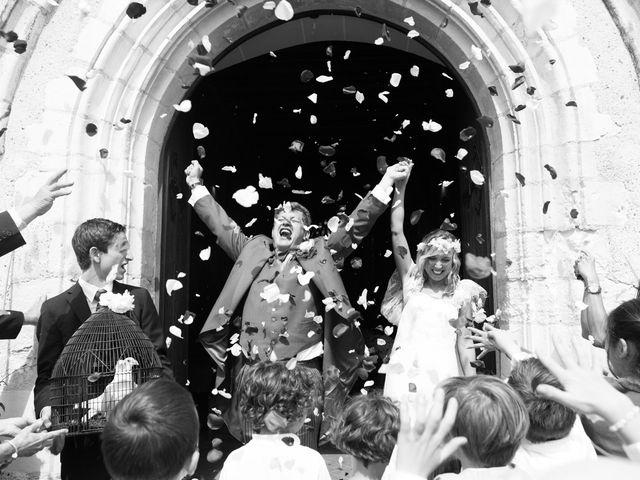 Le mariage de Christophe et Cécile à Salbris, Loir-et-Cher 75