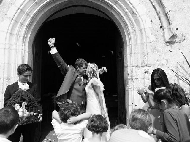 Le mariage de Christophe et Cécile à Salbris, Loir-et-Cher 77