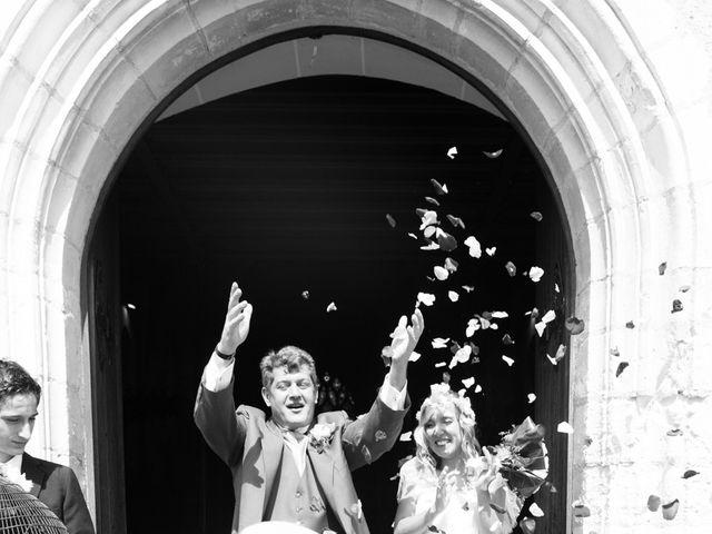 Le mariage de Christophe et Cécile à Salbris, Loir-et-Cher 78