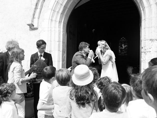 Le mariage de Christophe et Cécile à Salbris, Loir-et-Cher 80