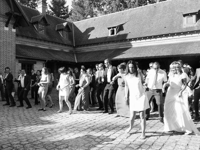 Le mariage de Christophe et Cécile à Salbris, Loir-et-Cher 86