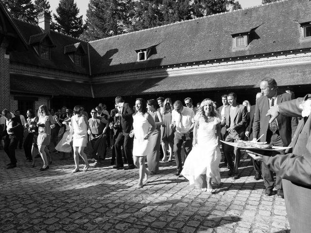 Le mariage de Christophe et Cécile à Salbris, Loir-et-Cher 87