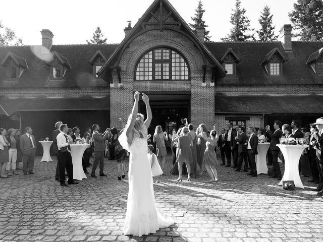 Le mariage de Christophe et Cécile à Salbris, Loir-et-Cher 90