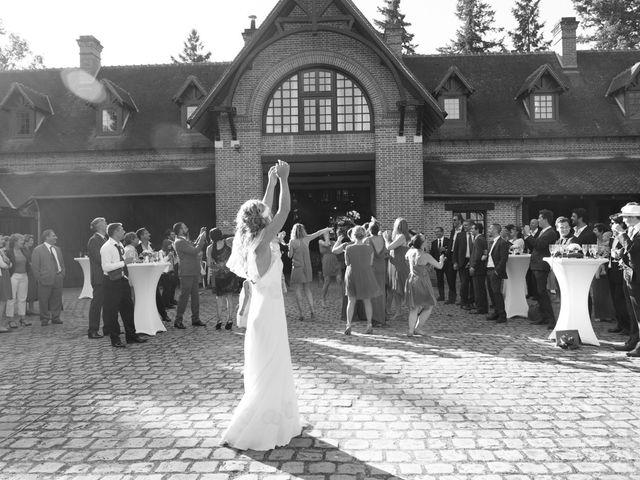 Le mariage de Christophe et Cécile à Salbris, Loir-et-Cher 91