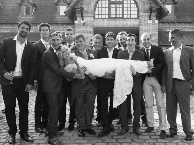 Le mariage de Christophe et Cécile à Salbris, Loir-et-Cher 94