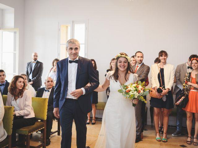 Le mariage de Morgan et Marie à Narbonne, Aude 19