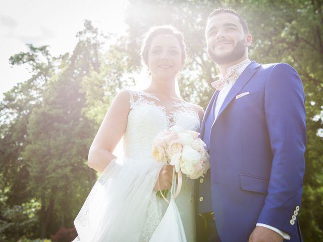 Le mariage de Bérénice et Arthur