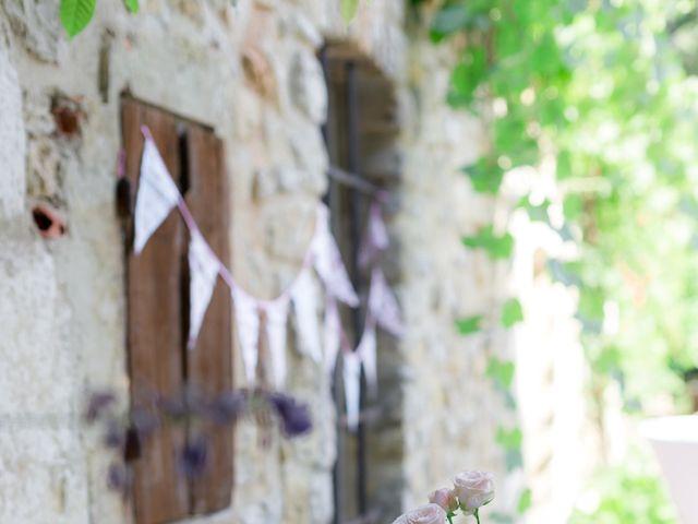 Le mariage de Florian et Doreen à Opio, Alpes-Maritimes 7