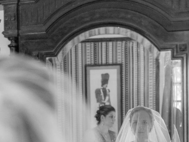 Le mariage de Florian et Doreen à Opio, Alpes-Maritimes 17