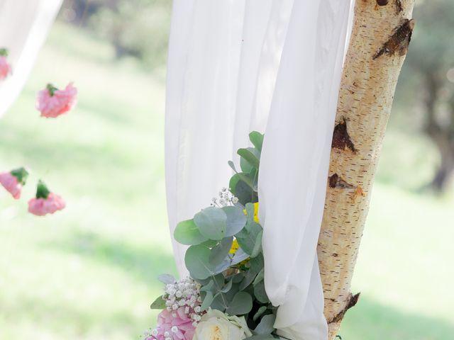 Le mariage de Florian et Doreen à Opio, Alpes-Maritimes 20