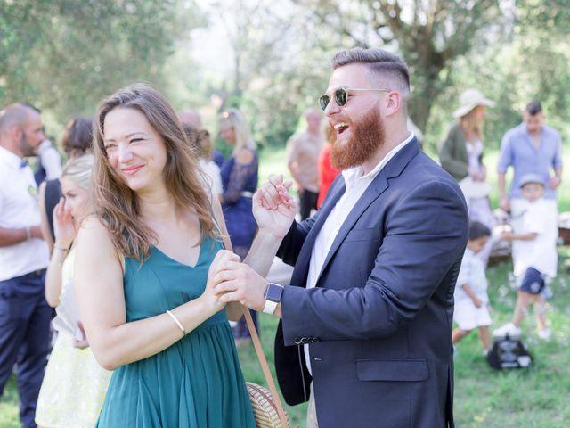 Le mariage de Florian et Doreen à Opio, Alpes-Maritimes 23