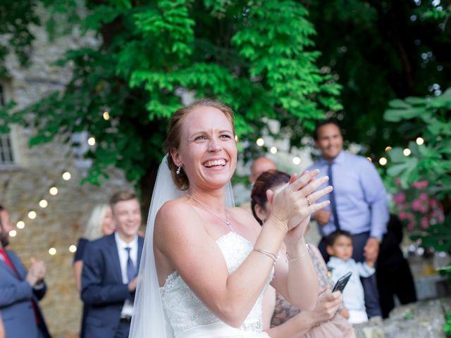 Le mariage de Florian et Doreen à Opio, Alpes-Maritimes 26