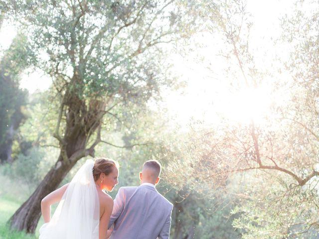 Le mariage de Florian et Doreen à Opio, Alpes-Maritimes 30
