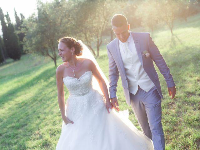 Le mariage de Doreen et Florian