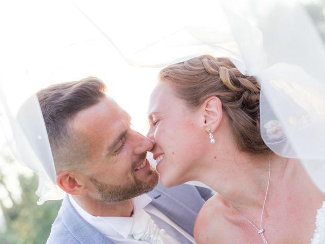 Le mariage de Florian et Doreen à Opio, Alpes-Maritimes 31