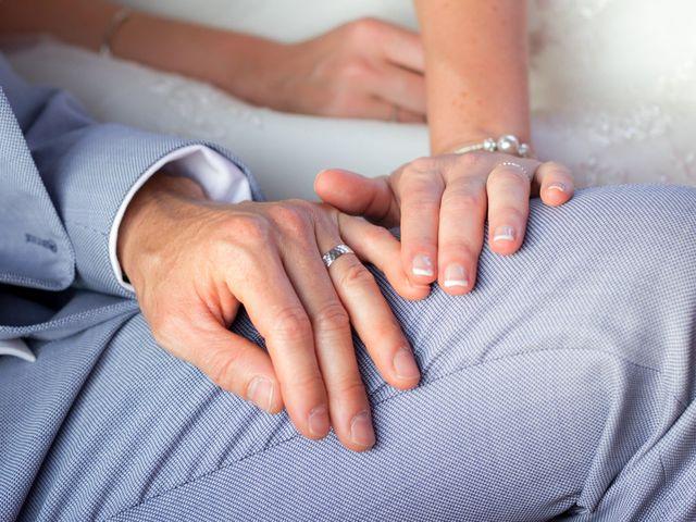 Le mariage de Florian et Doreen à Opio, Alpes-Maritimes 32
