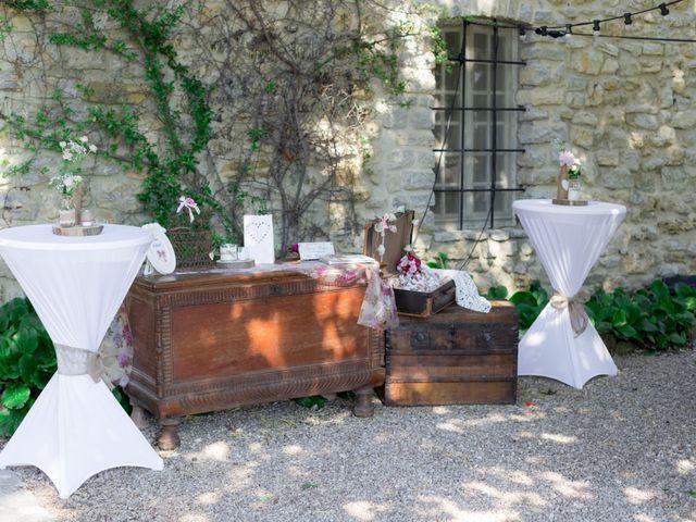 Le mariage de Florian et Doreen à Opio, Alpes-Maritimes 34