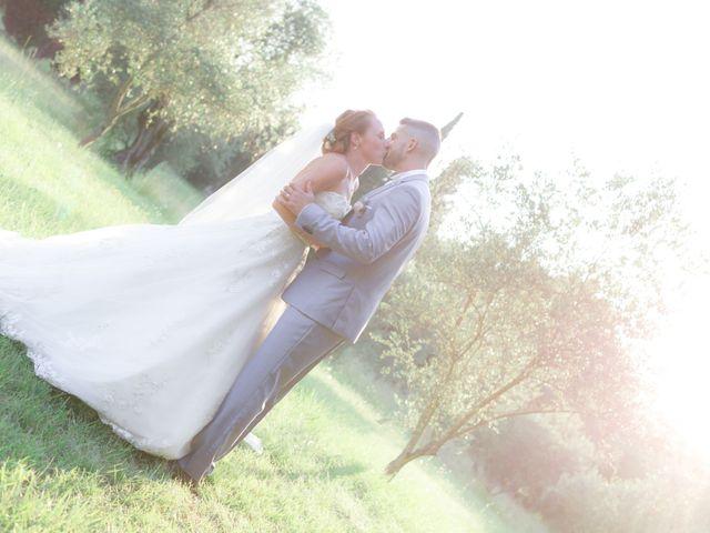 Le mariage de Florian et Doreen à Opio, Alpes-Maritimes 39