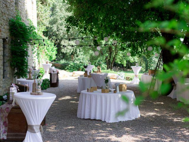 Le mariage de Florian et Doreen à Opio, Alpes-Maritimes 41