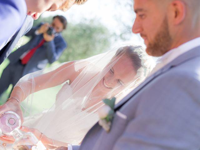 Le mariage de Florian et Doreen à Opio, Alpes-Maritimes 43
