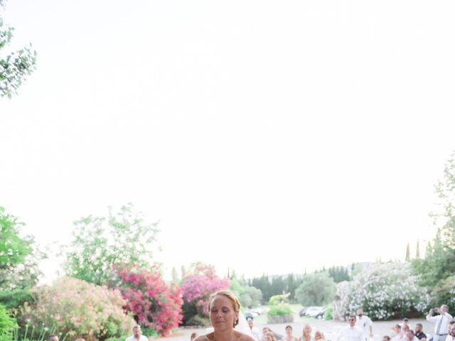Le mariage de Florian et Doreen à Opio, Alpes-Maritimes 45