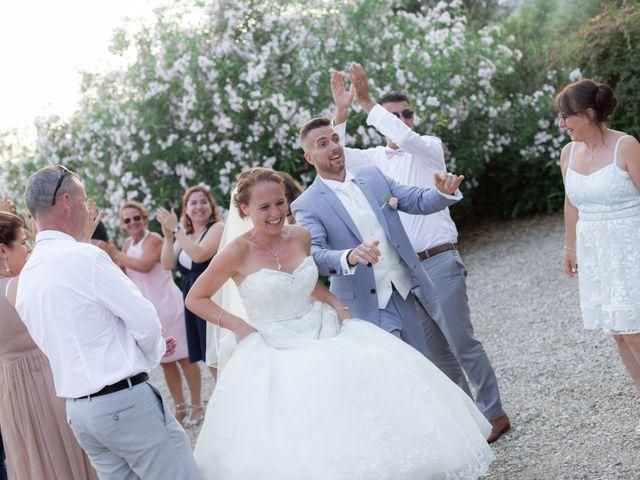 Le mariage de Florian et Doreen à Opio, Alpes-Maritimes 47