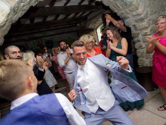 Le mariage de Florian et Doreen à Opio, Alpes-Maritimes 54